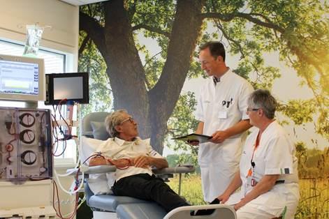 Hemodialyse SMC in een nieuw jasje