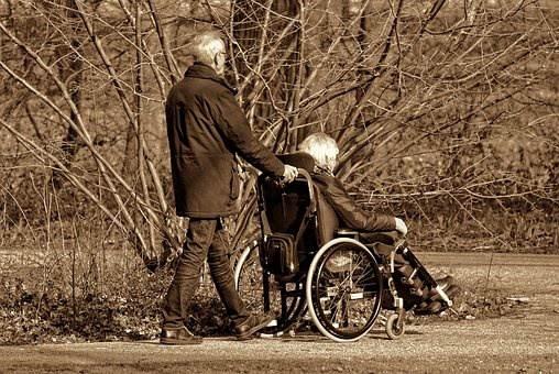 Kom je ook rolstoelwandelen in Brielle?