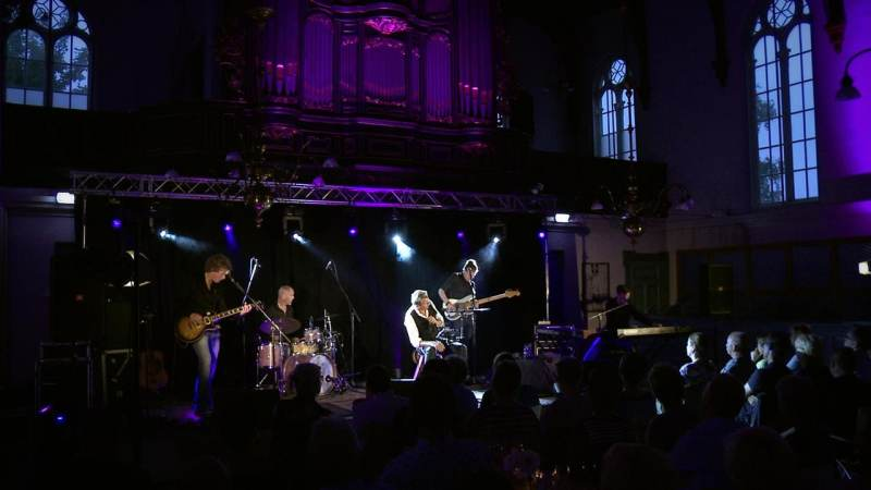 Rock in de Kerk