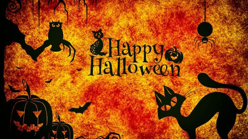 Halloween-vieringen