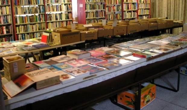 Boekenmarkt Welkomkerk