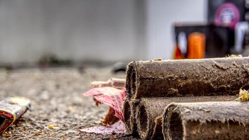 Testen vuurwerk stopt op Schietbaan Europoort