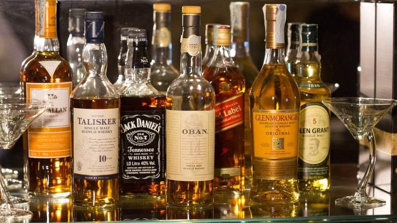 Lezing over whisky