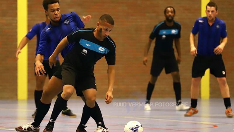 Uitslagen zaalvoetbal: OACN Boys 1 - RS 1