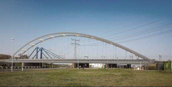 Suurhoffbrug in beide richtingen afgesloten