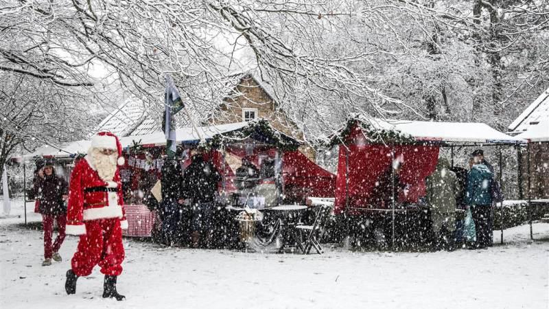 Kerstmarkt Duinhuisjes