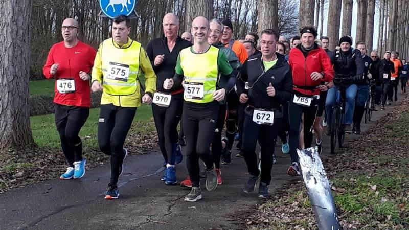 Succesvolle 14e editie SPARK marathon