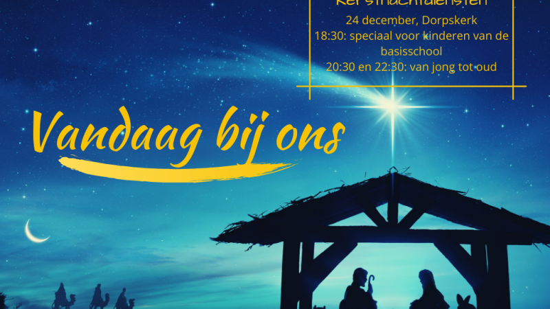 Kerstnachtdiensten