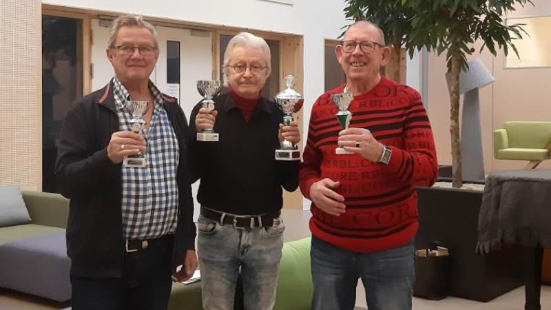 Koersbalclub Westvoorne houdt competitie