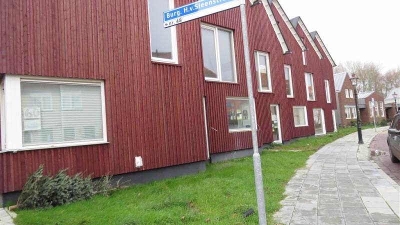 Hulp in zicht voor gedupeerden Van Sleenstraat
