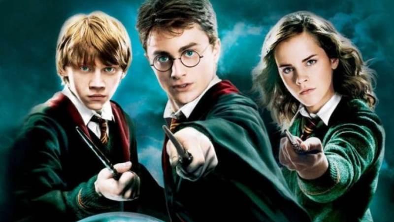 Kinderyoga Harry Potter-style
