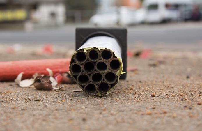 Veel vuurwerkschade ondanks maatregelen