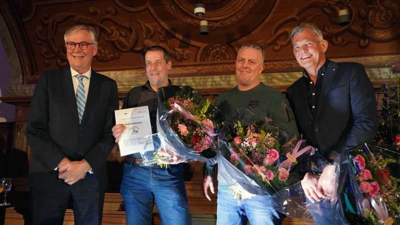 Brielse Ondernemersprijs voor Schoenmakerij Deurloo