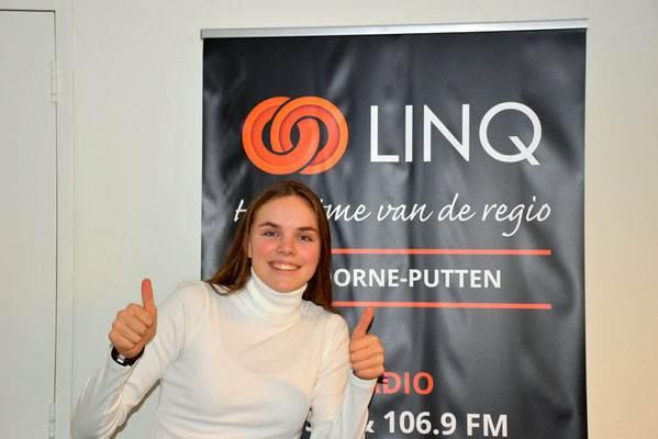 Voetbalster Iris van Bokhoven in U17 selectie
