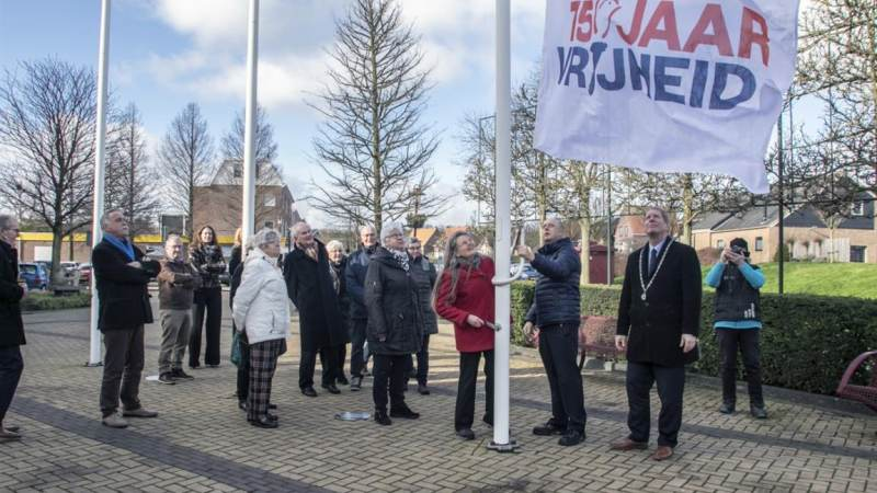 Gemeente Westvoorne viert 75 jaar Vrijheid