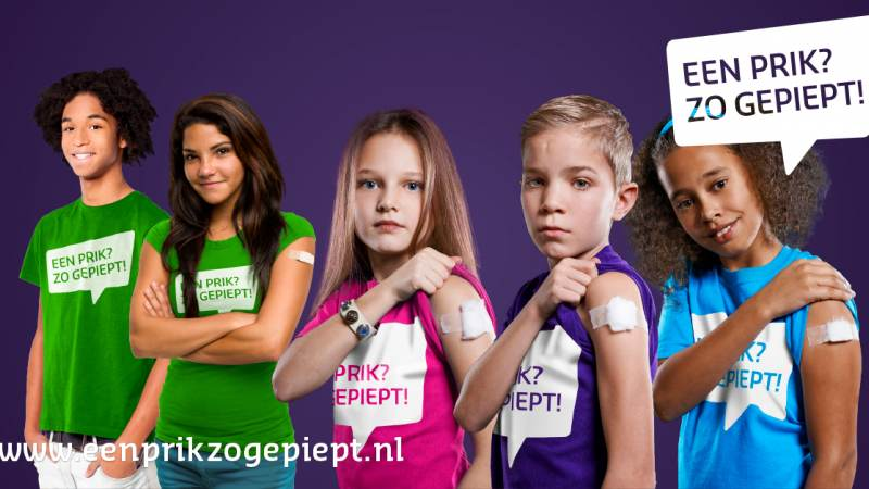 AFGELAST! Bescherm uw kind tegen infectieziekten