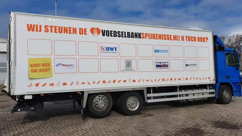 UWT steunt Voedselbank Spijkenisse e.o.