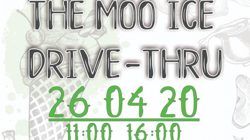The moo Ice drive-Thru