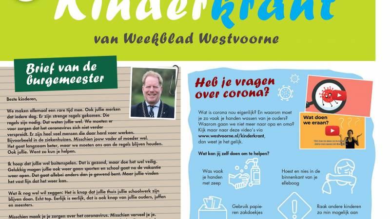 Kinderkrant Weekblad Westvoorne
