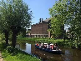 Fluisterboot De IJsvogel gaat weer varen!