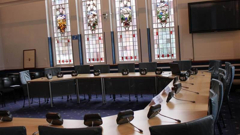 Raadsvergadering Westvoorne