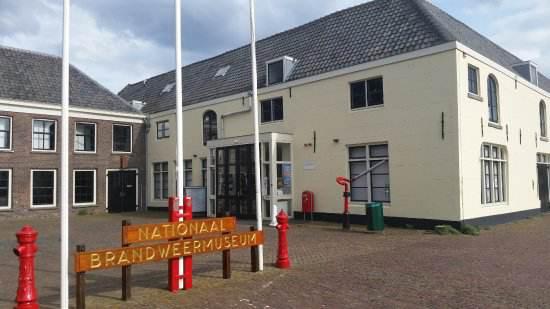 Brandweermuseum weer open