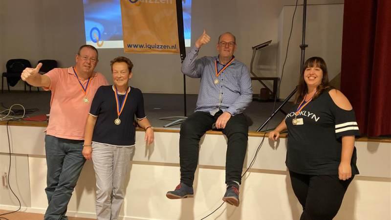 PvdA Nissewaard winnaar van IQuizzen competitie