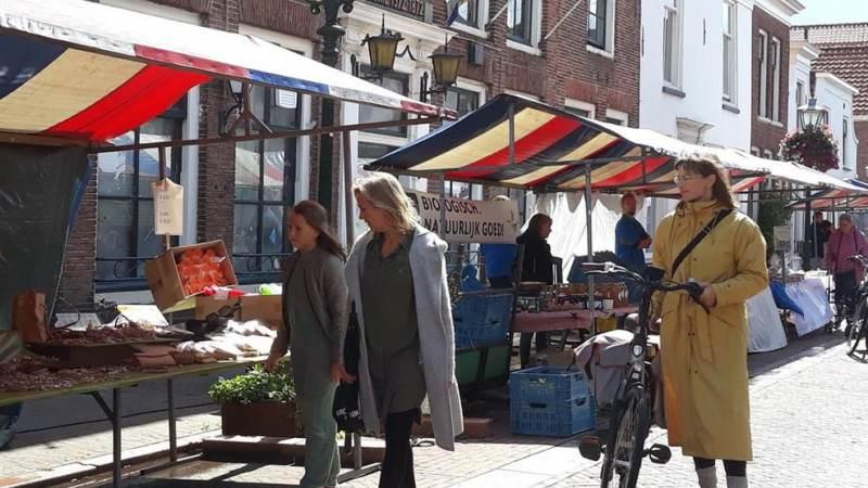 Markten in Brielle