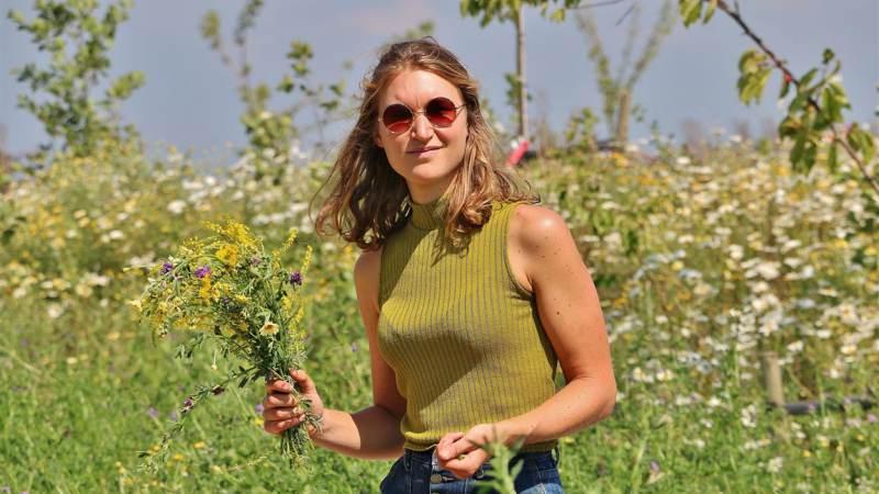 Natuurfeest in het Voedselbos op de Zonnehoeve