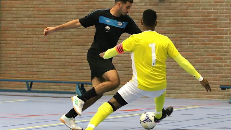 Oacn boys overklast Feyenoord/futsal 2 met 8-0