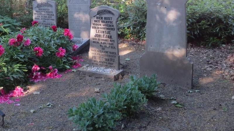 Open Monumentendag begraafplaats Maria Rust
