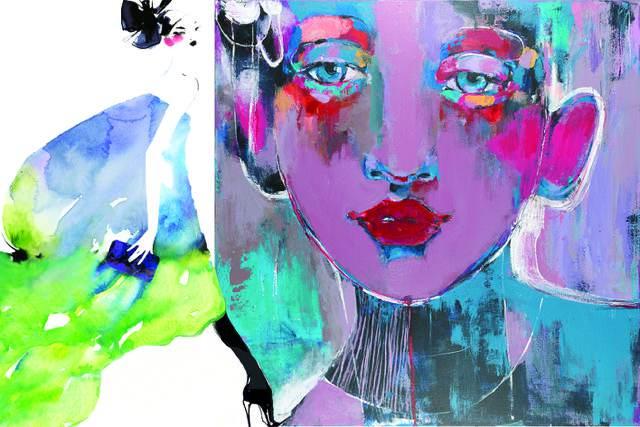 Color! Fashion! Emotions!