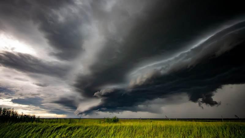 Nederland is klaar voor de storm