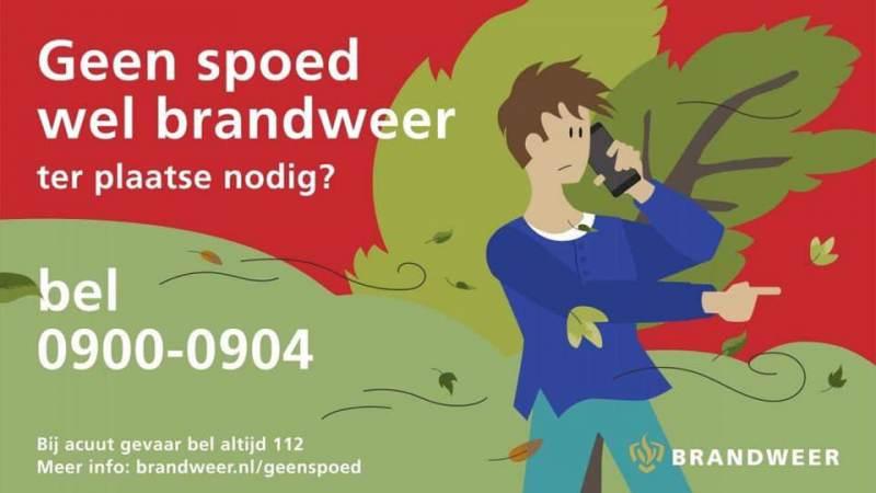Nieuw landelijk telefoonnummer voor niet-spoedmeldingen