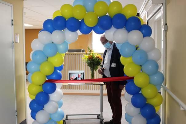 Spijkenisse Medisch Centrum opent vernieuwde afdeling