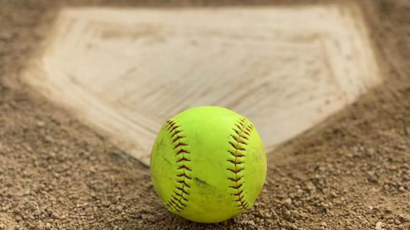 Softballen voor de jeugd