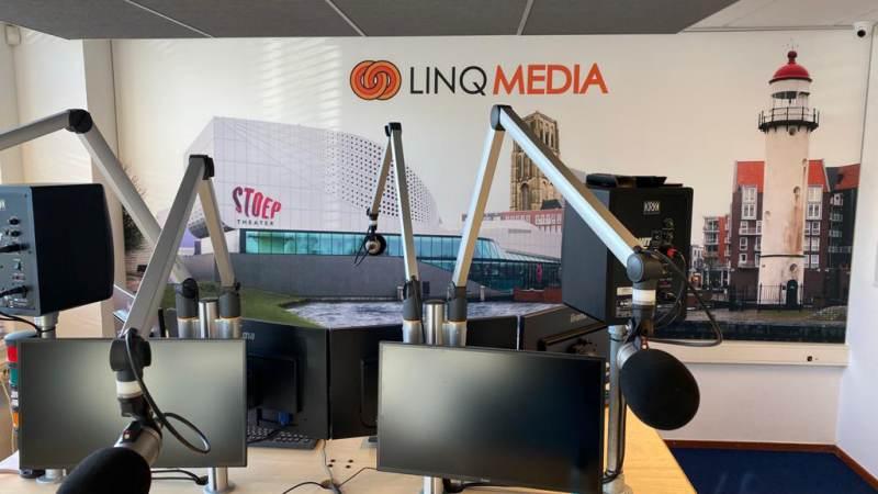 Storing op ether-frequenties radiozender LINQ Media
