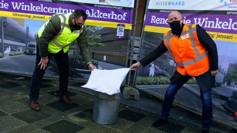 Renovatie winkelcentrum Akkerhof van start