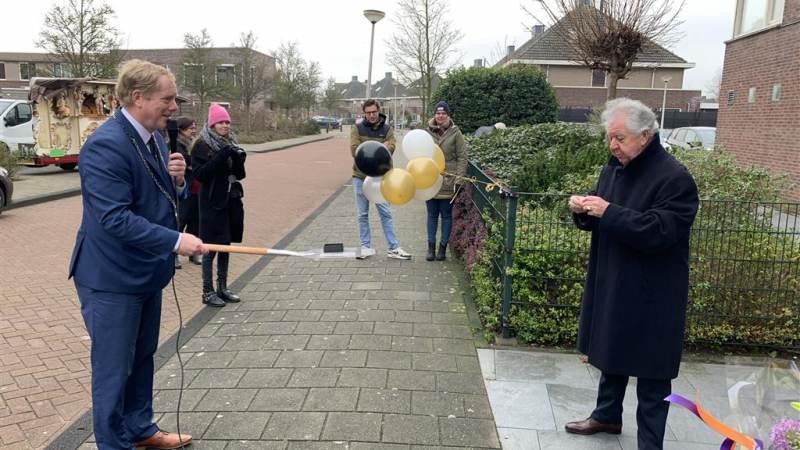 Bob Braber ontvangt extra 'Ereprijs Westvoorne 2021'