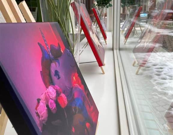 Fotografie-expositie jeugd