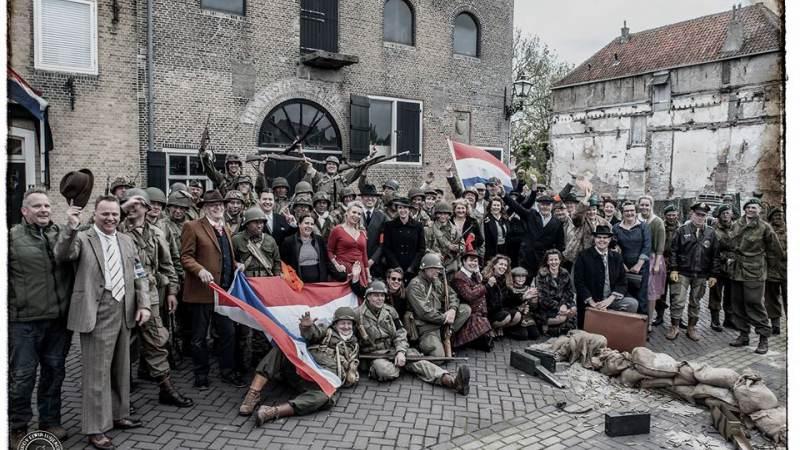 Geen bevrijdingsfestival 2021 in Brielle