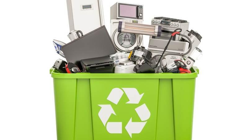 Finale van E-waste race in Nissewaard