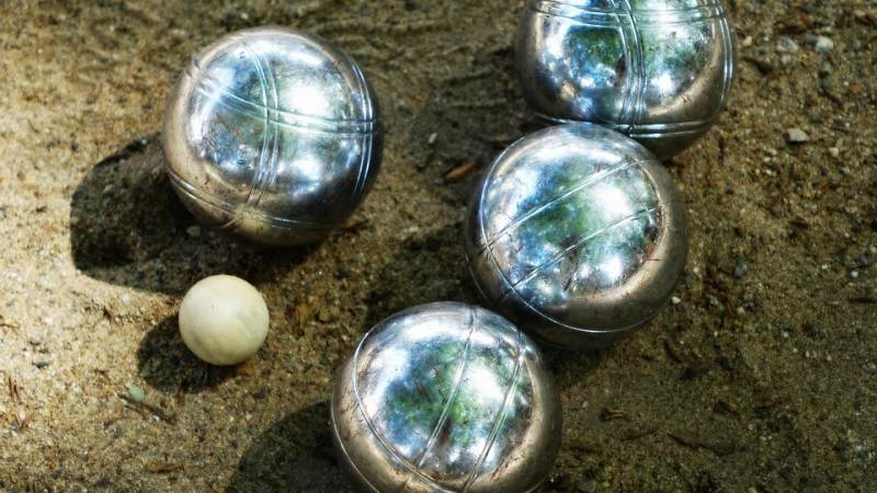 Workshop jeu de boules