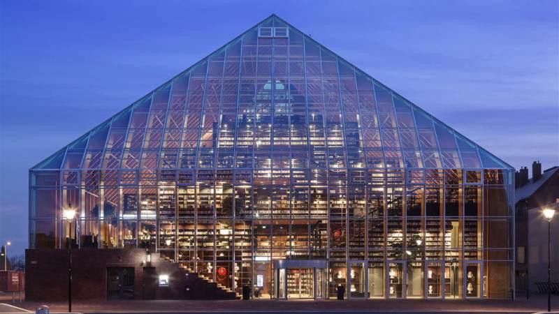 De Boekenberg beste boekenplek van Nederland