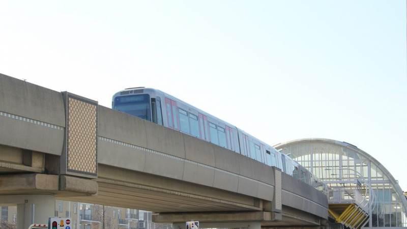 Drukte op metrostations door stroomstoring