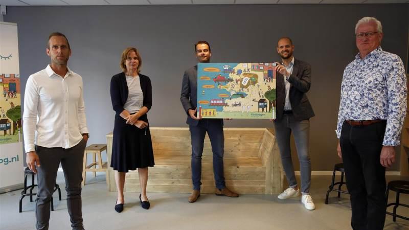 Officiële ondertekening Pact Kinderogen