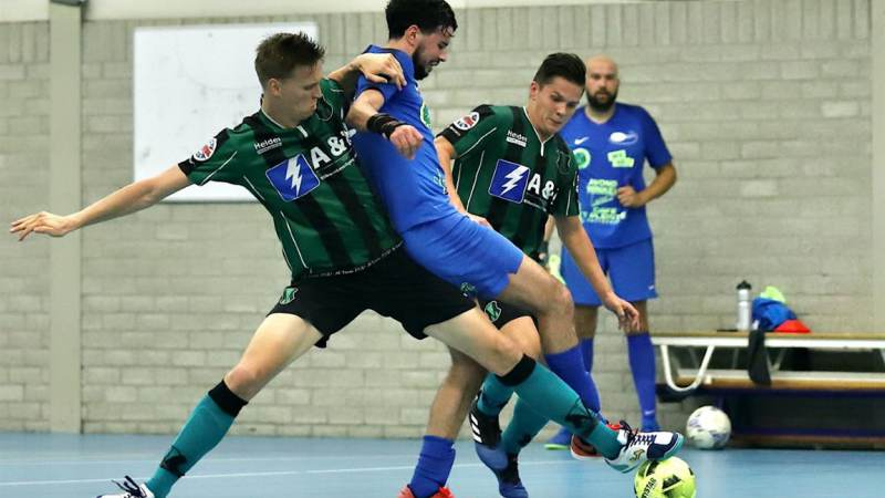 ZV Vrone verliest van OACN Boys met 3-6