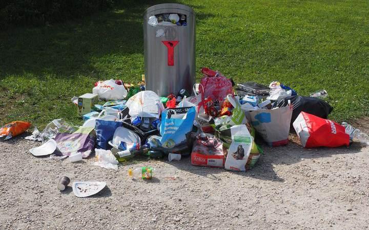 PvdA vraagt aandacht voor hotspots afval