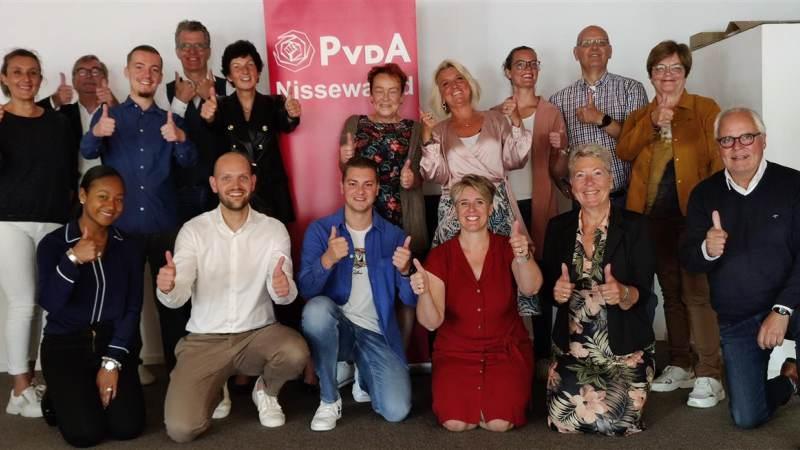 PvdA: Aftrap voor de gemeenteraadsverkiezingen