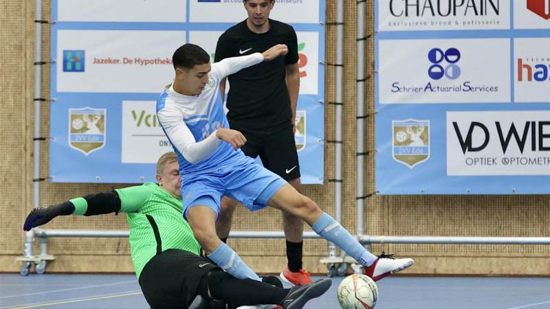 OACN Boys verliest uitwedstrijd tegen ZVV Ede